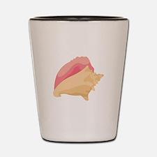 Conch Shell Shot Glass