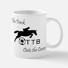 OTTB Horse Mug