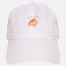 Key West Baseball Baseball Baseball Cap