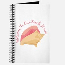 Welcome To our Beach House Journal