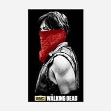 Daryl Dixon Bandit Sticker (Rectangle)