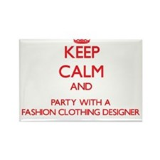 Keep Calm and Party With a Fashion Clothing Design