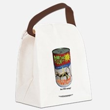 WhoopAss Canvas Lunch Bag