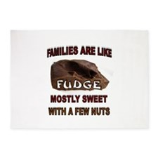 FUDGE 5'x7'Area Rug