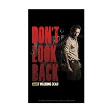 Rick Don't Look Back Decal