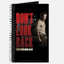 Rick Don't Look Back Journal