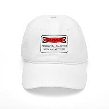 Attitude Financial Analyst Baseball Cap