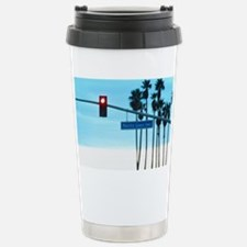 Pacific Coast Highway S Stainless Steel Travel Mug