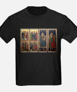 Colleague of Saints and Madonna with Child T-Shirt
