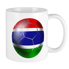 Gambia Football Mug