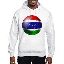 Gambia Football Hoodie