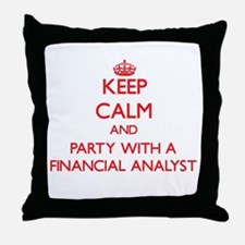 Keep Calm and Party With a Financial Analyst Throw