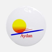 Aydan Ornament (Round)