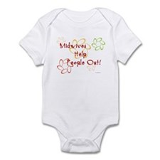 Midwives Infant Bodysuit