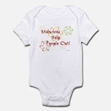 Midwives Infant Bodysuit