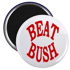 Beat Bush Magnet