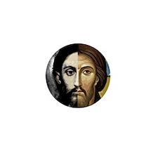 MAN and GOD Mini Button