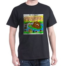 Couch Potato Cartoon T-Shirt