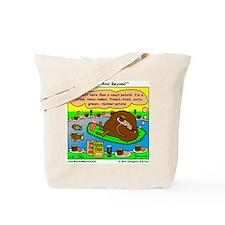Unique Potato eater Tote Bag