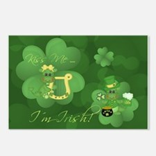 St Patrick Dragon Postcards (Package of 8)