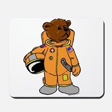 Buzz the Astronaut Bear Mousepad