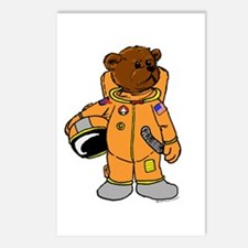 Buzz the Astronaut Bear Postcards (Package of 8)