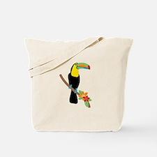 Toucan Bird Tote Bag
