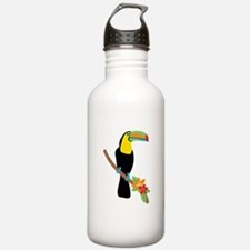 Toucan Bird Water Bottle