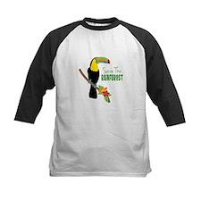 Save The Rainforest Baseball Jersey