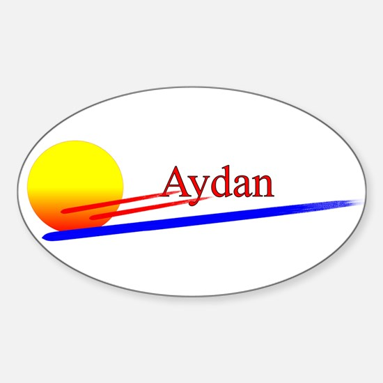 Aydan Oval Decal