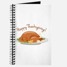 Happy Thanksgiving! Journal