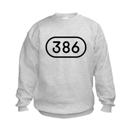 Factory 386 Kids Sweatshirt