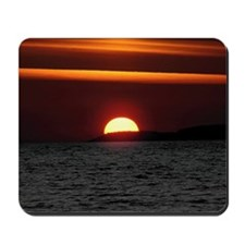 Wonderful Sunset Mousepad