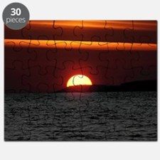 Wonderful Sunset Puzzle