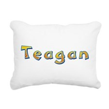 Teagan Giraffe Rectangular Canvas Pillow