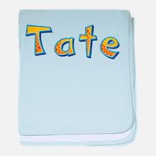 Tate Giraffe baby blanket
