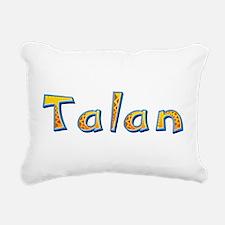 Talan Giraffe Rectangular Canvas Pillow
