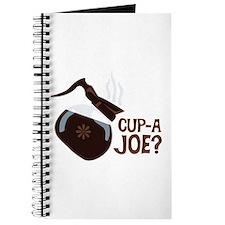 Cup-A Joe? Journal