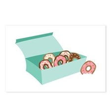 Donut Box Postcards (Package of 8)