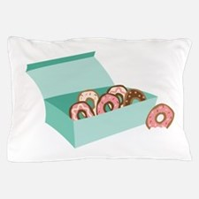 Donut Box Pillow Case