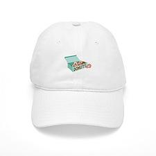 Donuts Baseball Baseball Cap