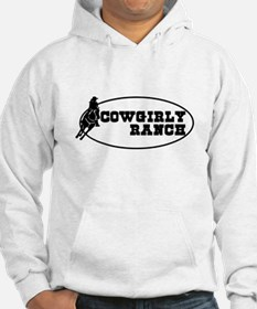 Cowgirly Ranch Logo Hoodie