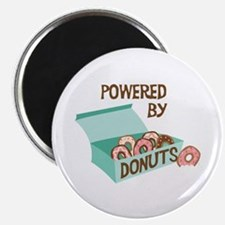Powered By Donuts Magnets