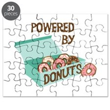 Powered By Donuts Puzzle