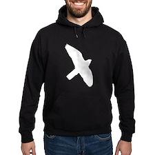 Peregrine Falcon Silhouette Hoody