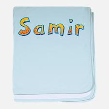 Samir Giraffe baby blanket
