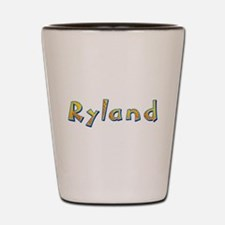Ryland Giraffe Shot Glass
