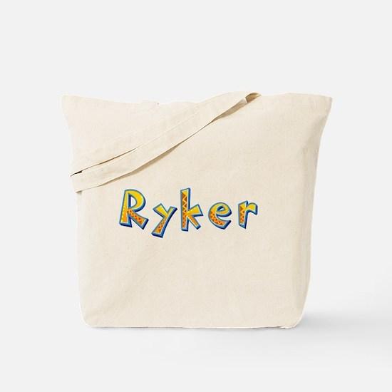 Ryker Giraffe Tote Bag