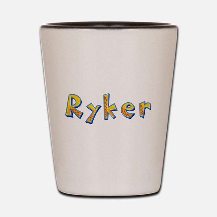 Ryker Giraffe Shot Glass