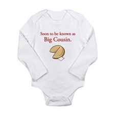 Big Cousin - Fortune Cookie Body Suit